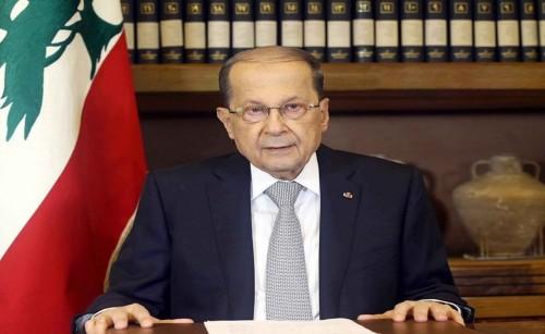 الرئيس اللبناني يبحث مع صندوق النقد الدولي الإصلاحات الاقتصادية