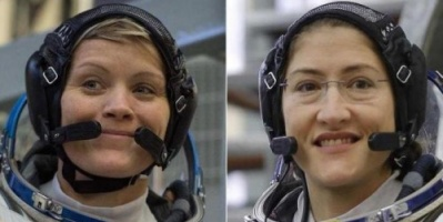 لأول مرة.. ناسا تطلق مهمة فضائية للنساء فقط بمناسبة يوم المرأة العالمي