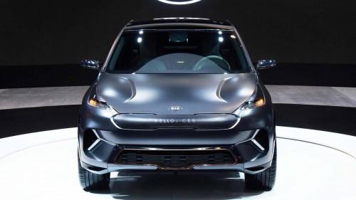 كيا تكشف النقاب عن مزايا سيارة Niro الجديدة (صور)
