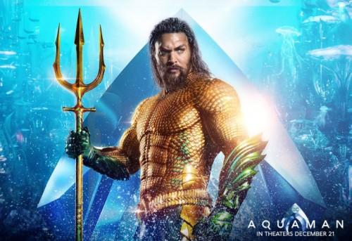 إيرادات فيلم Aquaman تتخطى الـ 7 ملايين بالإمارات