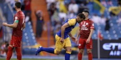 عبدالرزاق حمدالله يحقق رقماً جديداً مع النصر.. تعرف عليه
