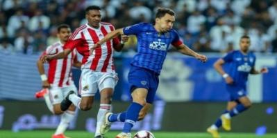 الهلال يطلب إعادة مباراة الوحدة بسبب مشاركة اللاعب القرني