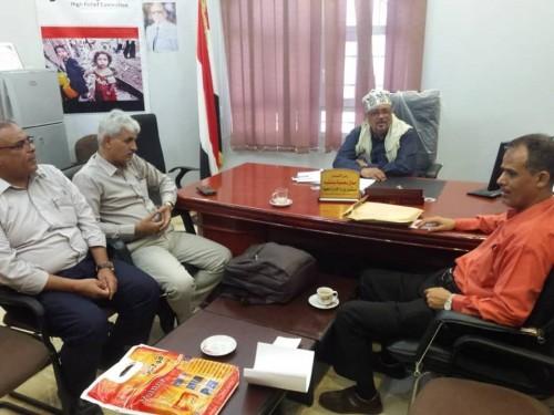 تقديم برامج رعاية متعددة للطلاب المتفوقين في عدن