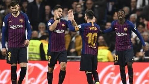 موعد مباراة برشلونة ورايو فاليكانو اليوم