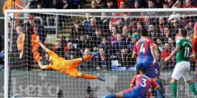 برايتون يفوز على كريستال بالاس 2-1 في الدوري الإنجليزي