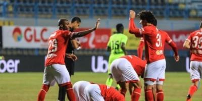 الأهلي المصري يخسر من فيتا كلوب 1-0 في دوري أبطال إفريقيا
