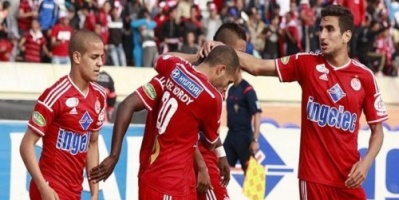أسيك أبيدجان يفوز على الوداد المغربي 2-0