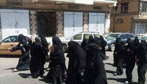 مصير مخيف للسيدات المختطفات بصنعاء.. وتهديد بانتفاضة ضد الحوثي