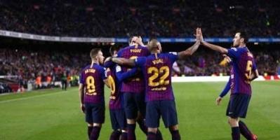صحف إسبانيا تسلط الضوء على فوز برشلونة في الدوري