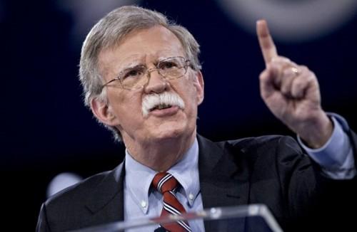 """""""بولتون"""": تهديد داعش الإرهابي سيظل قائماً"""