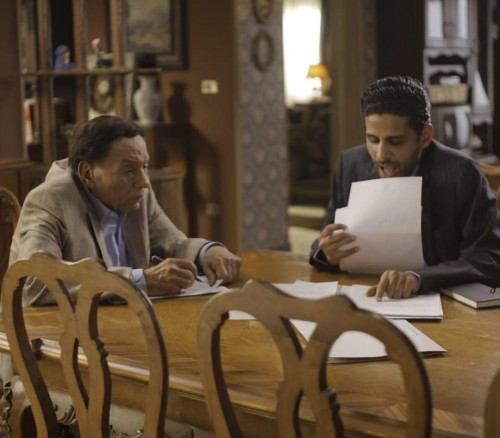 """حمدي الميرغني عن العمل مع عادل إمام : """" حلم واتحقق """""""
