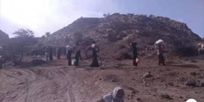 الانتقام الحوثي من حجور.. جرائم حرب ممنهجة ضد الرجال والنساء والأطفال