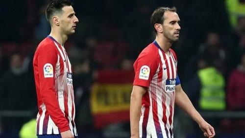 أتليتكو مدريد يعلن عودة لاعبا الفريق قبل مواجهة يوفنتوس