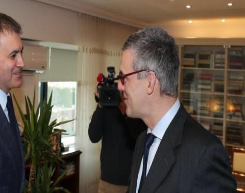 تركيا تستدعي السفير البلجيكي للاحتجاج على حكم قضائي