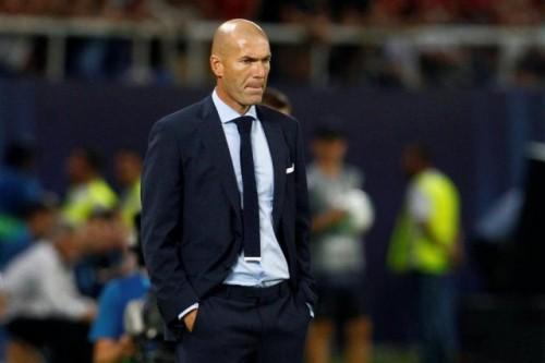 زيدان يعود لتدريب ريال مدريد حتى عام 2022