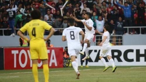 الزوراء العراقي يفوز على الوصل الإماراتي 5-0