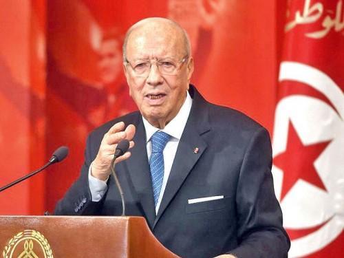 """السبسي يحرج إخوان تونس بملف """"الاغتيالات السري"""""""