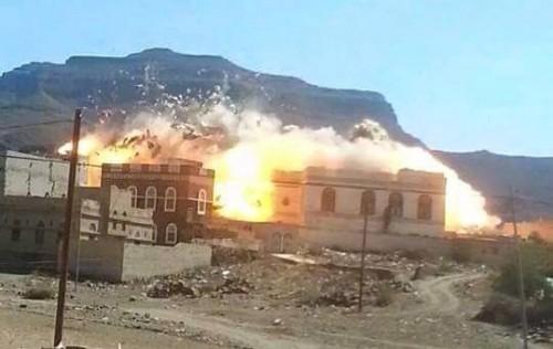 يرتكب الجرائم ويلصقها بالتحالف.. خدعة الحوثي لن تنطلي على المجتمع الدولي