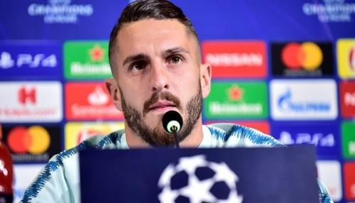 لاعب أتليتكو مدريد: مباراتنا مع يوفنتوس ستكون موقعة حربية