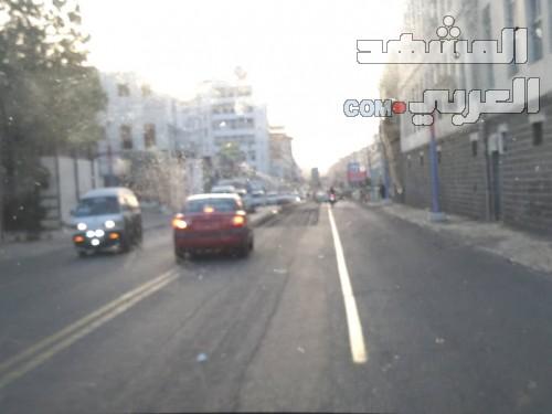 ارتياح شعبي كبير بعد فتح الشارع الرئيسي بعدن (صور)