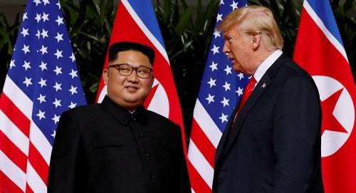أمريكا ترفض قرار كوريا الشمالية بالتخلي تدريجياً عن ترسانتها النووية