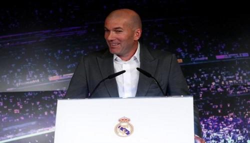 زيدان: هذه أسباب عودتي لريال مدريد