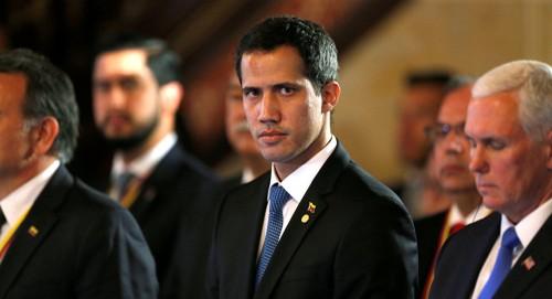الرئيس الفنزويلي المؤقت يعلن حالة الطوارئ