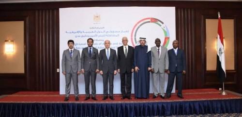 اليمن يشارك باجتماع الدول المشاطئة للبحر الأحمر وخليج عدن