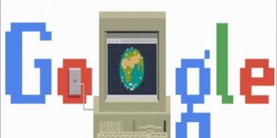 جوجل يحتفل بـالذكرى الـ 30 للشبكة العنكبوتية العالمية The World Wide Web