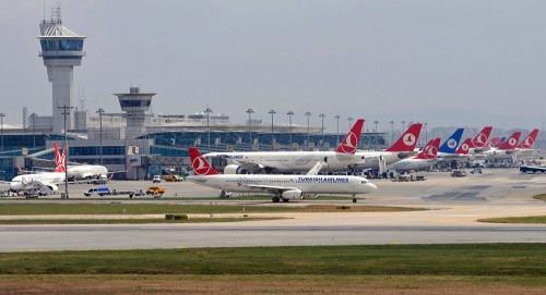 """للمرة الخامسة.. تأجيل افتتاح مطار """" إسطنبول """""""