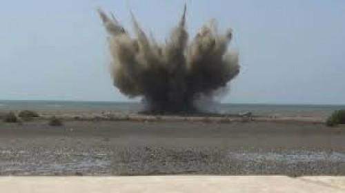 الألغام الحوثية تتسبب في مقتل 3 مدنيين في البيضاء
