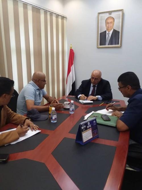 فتح يبحث مع صندوق الأمم المتحدة الإنمائي تنفيذ مشاريع تنموية في اليمن