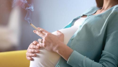 دراسة حديثة : تدخين سيجارة واحدة قبل وأثناء الحمل يتسبب في وفاة الرضع