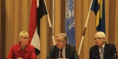 جلسة مغلقة لمجلس الأمن.. وإحاطة لغريفيث وتقرير غوتيريش لنشر البعثة الأممية باليمن (تفاصيل)