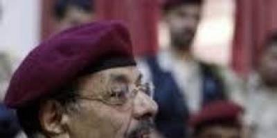 علي محسن الأحمر.. الجنرال حرم السفير  ( فيديوجراف)