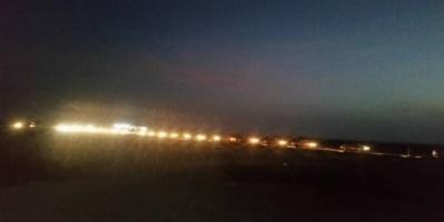 وصول طلائع قوات النخبة الشبوانبة إلى منطقة عسيلان ببيحان