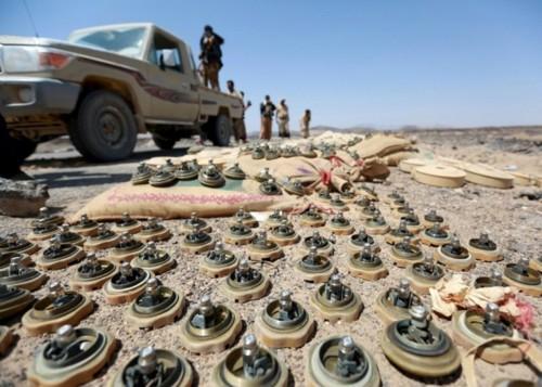 صحيفة إماراتية: خرائط ألغام الحوثي تعرقل استئناف إعادة الانتشار بالحديدة