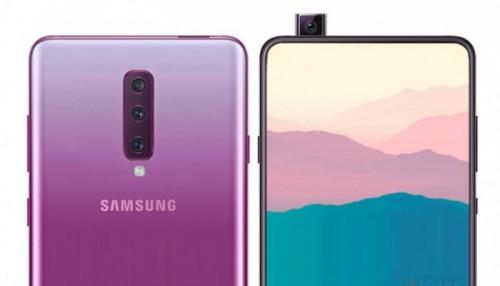 سامسونج تكشف النقاب عن هاتفها الجديد Galaxy A90
