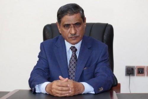 محافظ حضرموت يكلف باشعيب بإدارة فرع الهيئة العامة للتأمينات والمعاشات