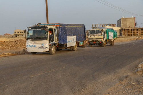البدء في توزيع المرحلة الثانية من المعدات الطبية في مختلف أنحاء اليمن (صور)