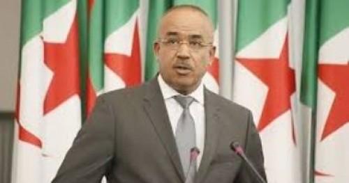رئيس الوزراء الجزائري: البلاد تمر بفترة حساسة ونشكل حكومة تكنوقراط