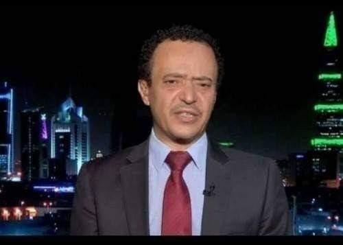 """غلاب يشبه إعلام الحوثي بـ """" النازية الألمانية """""""