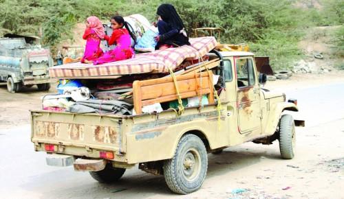 الأشجار تحمي أهالي حجور من جرائم الحوثي وسط تجاهل المجتمع الدولي (تفاصيل)