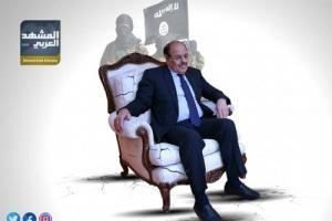 بالأرقام والتفاصيل جرائم نائب الرئيس هادي بالتعاون مع تنظيم الإخوان الإرهابي (انفوجراف)