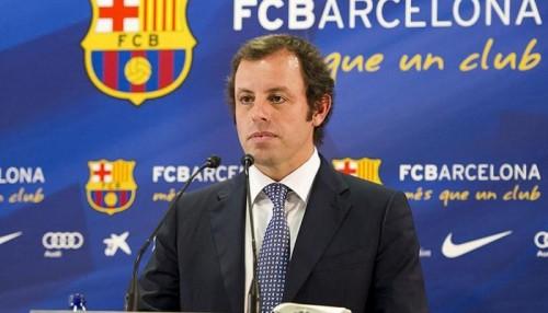 تخفيض مدة سجن رئيس برشلونة السابق