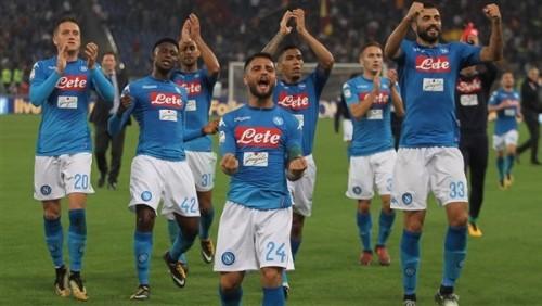 نابولي يصعد إلى ربع نهائي الدوري الأوروبي
