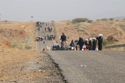 """""""خطفٌ وتجويع وذبحٌ وتشريد"""".. صحيفة تكشف جرائم الحوثي """"غير المستغربة"""""""