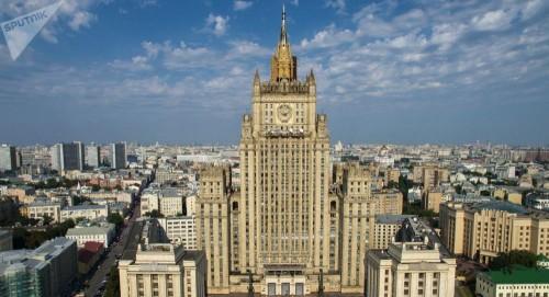 الخارجية الروسية: الأنتهاء من تشكيل اللجنة الدستورية السورية قريبًا