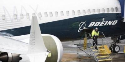 """"""" بوينغ الأمريكية """" تعلق تسليم طائرات 737 لعملائها"""