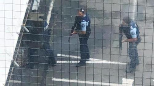 نيوزيلندا.. إطلاق نار في مسجد النور والشرطة تنصح بالالتزام بالمنازل